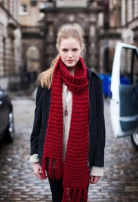 Beautiful Scarves of The Day