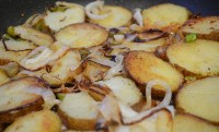 patio potatoes | Betty's Cook Nook