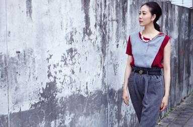 lindahuang設計師 職場女性人物專訪