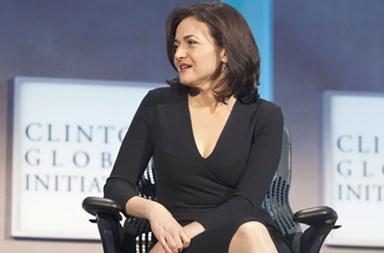 女性演講推薦 職場才女 Sheryl Sandberg