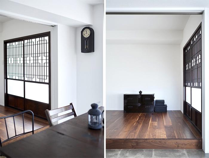 日式和風老傢俱