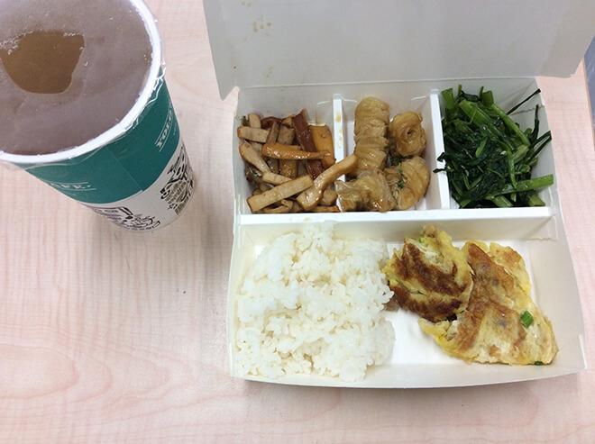 低醣飲食:自助餐