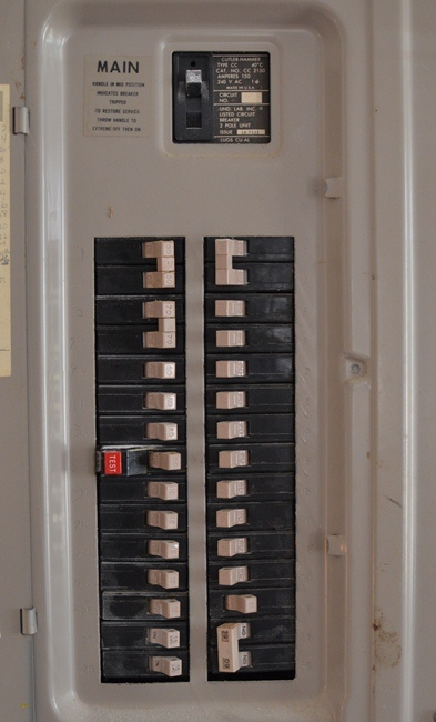 old residential fuse boxes