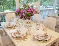 Birthday Party, Mothers Day or Bridal Shower Table ...