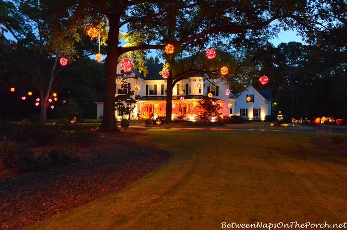 child friendly halloween lighting inmyinterior outdoor. Halloween Outdoor Decorations Lights Child Friendly Lighting Inmyinterior R