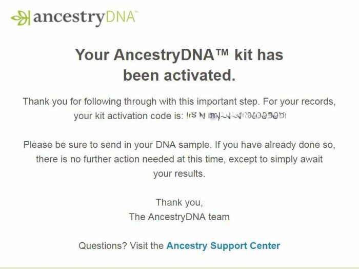 How Does AncestryDNA Work? - support ancestry com