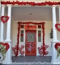 Valentines Door & ... Full Size Of Pink Paper Valentine ...