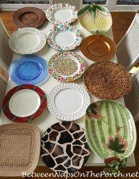 17 Charger Plate Ideas for Your Next Dinner Party
