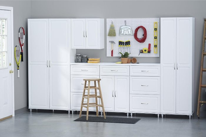 Storage Cabinets For Home Garage And Basement