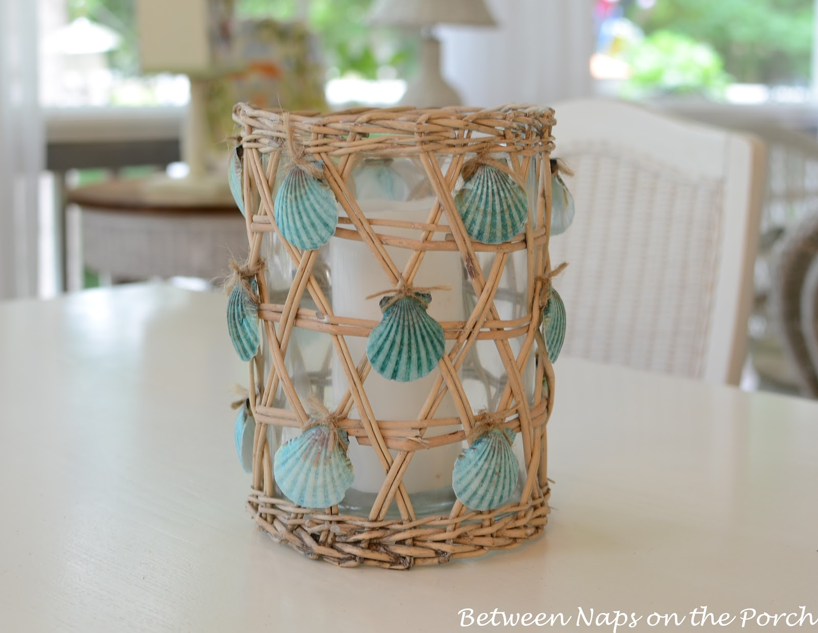 Nautical House Decor Seashell Crafts For Your Nautical Beach House Decor Between Naps