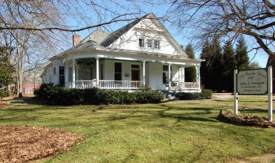 Historic Home Tour in Roswell, Georgia