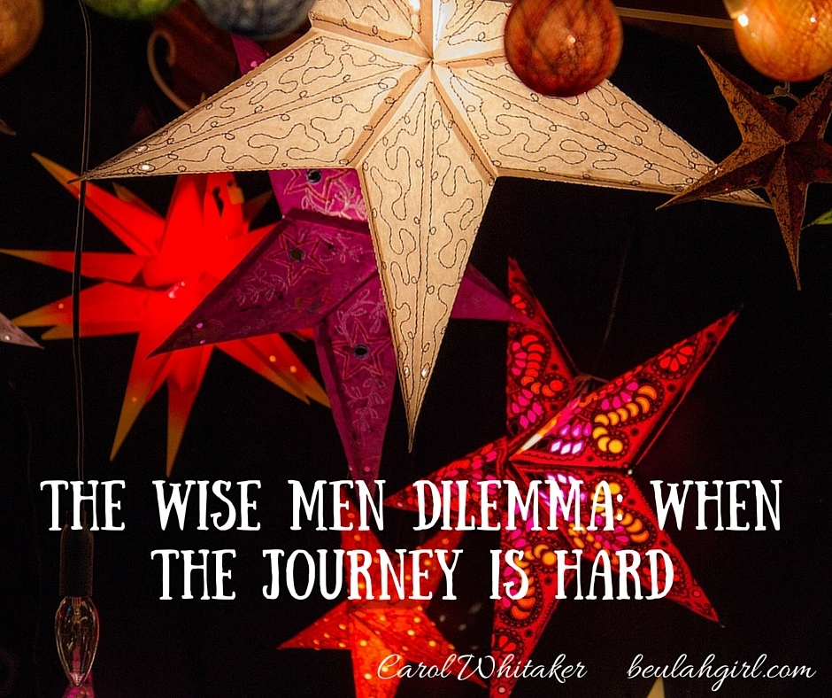 THe Wise Men Dilemma_ When The journey is Hard