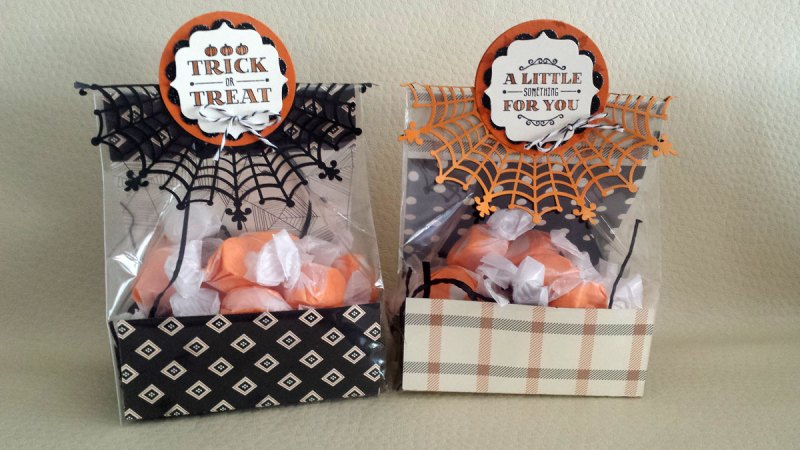 Large Of Halloween Treat Bags