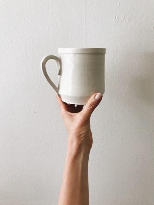 Medium Of Beautiful Ceramic Mugs