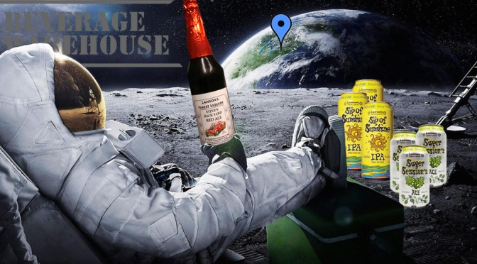 Buy Lawson's   Sip of Sunshine   Steve's Back Yard Red Ale   Super Session 2   FRI 08/19 & SAT 08/20
