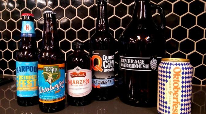 Vermont Oktoberfest Beer Guide