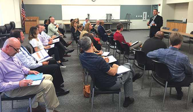 District reconfiguration talks cause community uproar