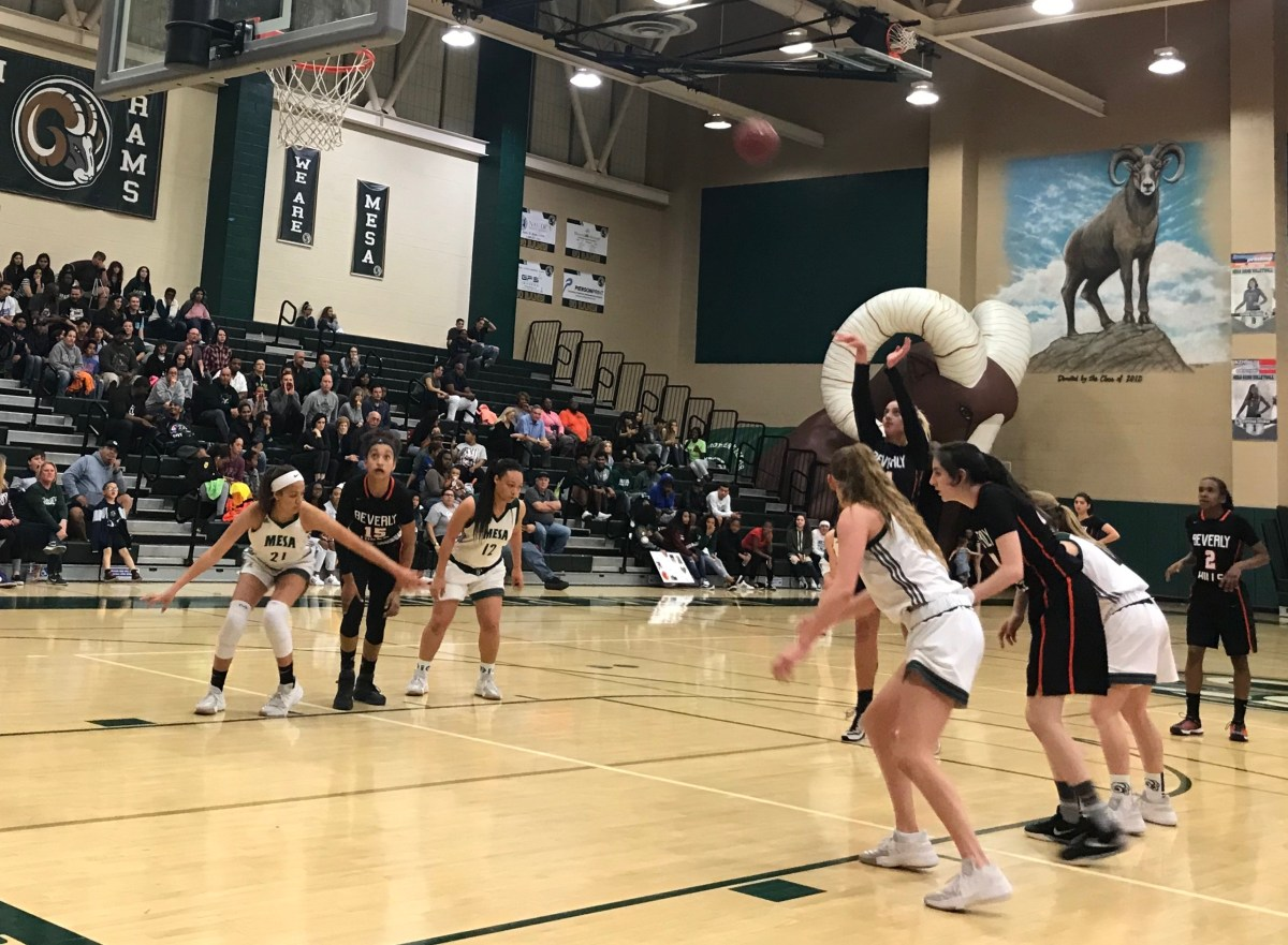 Girls varsity basketball punches bid to quarterfinals of CIF Championships