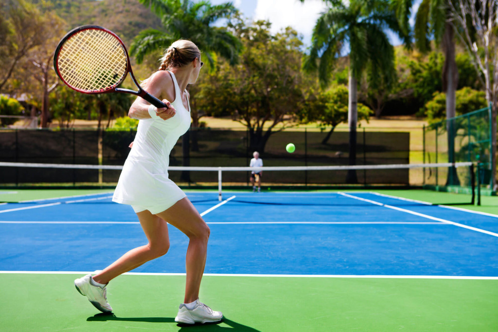Private Tennis Lessons instructor Santa Monica
