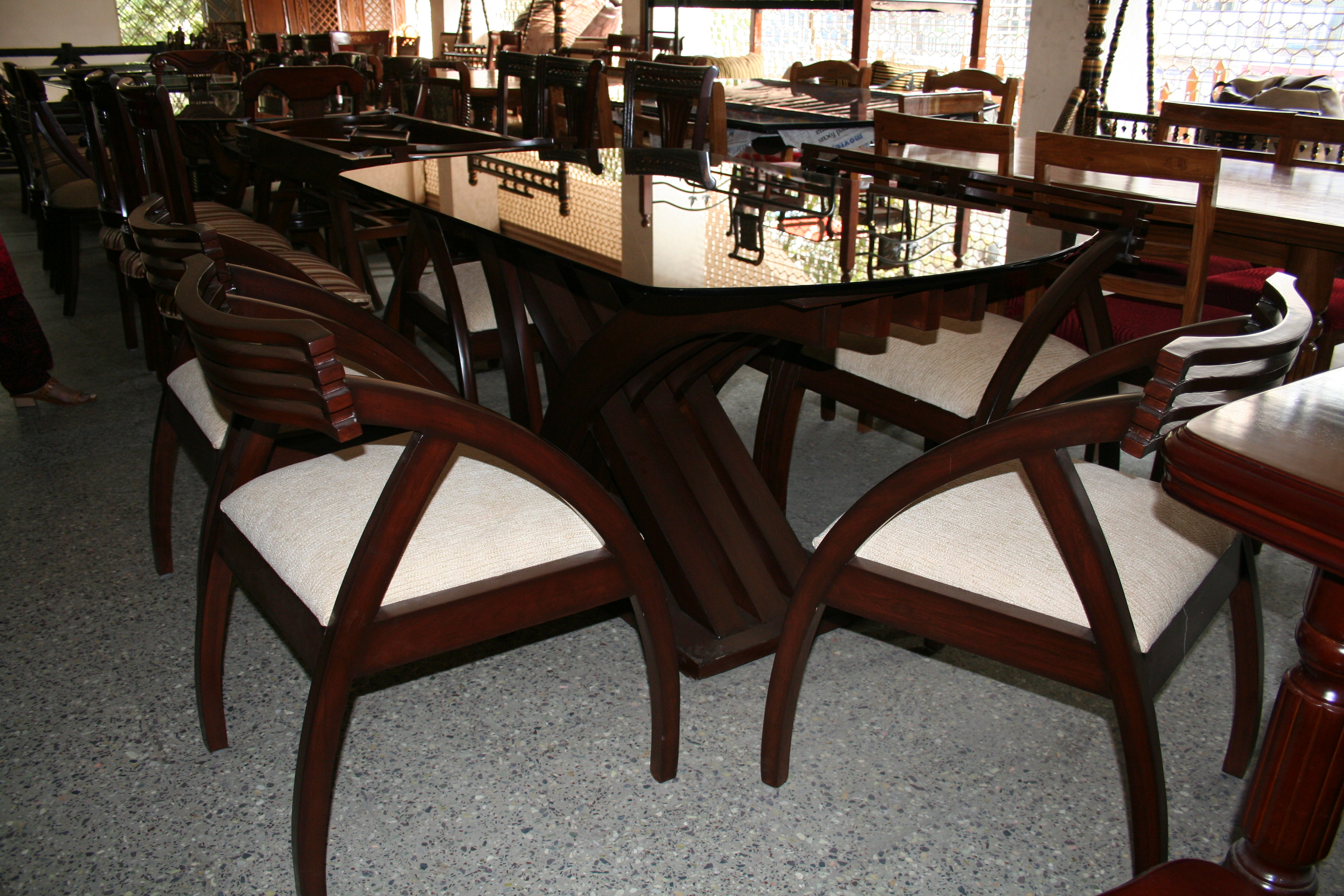 Gallery Of Dining Tables India Indian Room Furniture