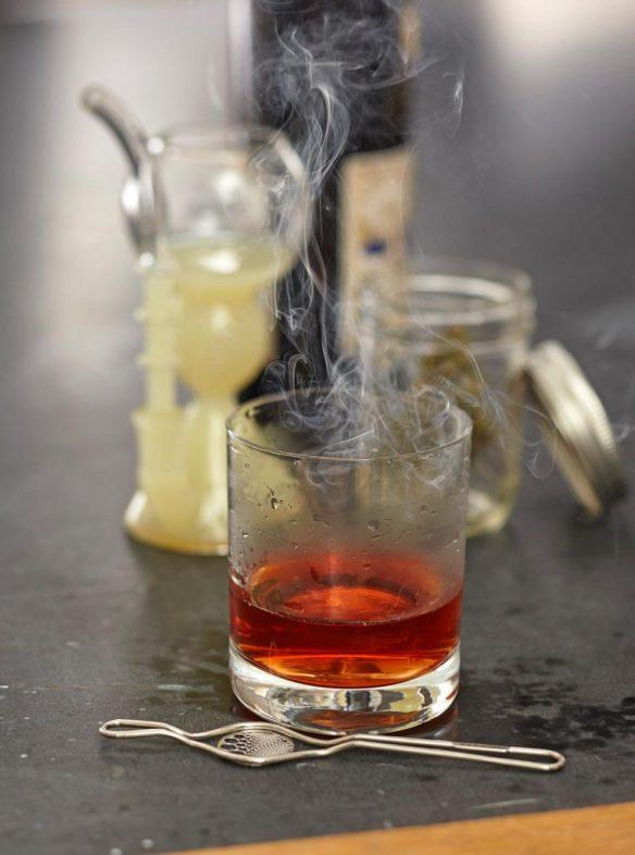 Dramatis Personae Cannabis Cocktail