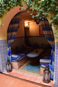 Moroccan House, Riad, Property and Interior Design 2016