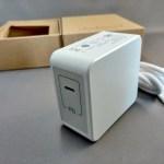 【dodocool】30W USB Type-C PD 開封の儀 レビュー 20%オフ クーポンあるヨ♪