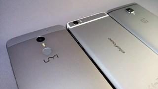 【バッテリー持ちと充電】OnePlus3・Ulefone Future・UMI Superの比較 外観もチェック