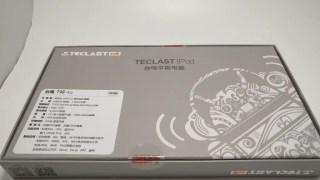 【Banggood】Teclast T98 4G 開封の義 レビュー 電話もデータ通信もできる激安中華タブレット