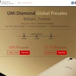 【Banggood】UMI Diamond $99.99 プレセール 10/28以降出荷