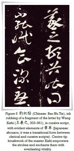 How to understand Far Eastern Calligraphy?  (Part Two)