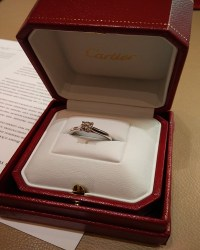 Cartier Diamond Engagement Rings Review - (Good or Bad?)