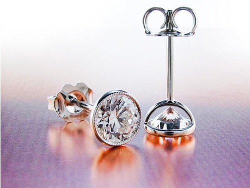 Choosing the Best Diamond Stud Earrings Women\u0027s Jewelry Guide