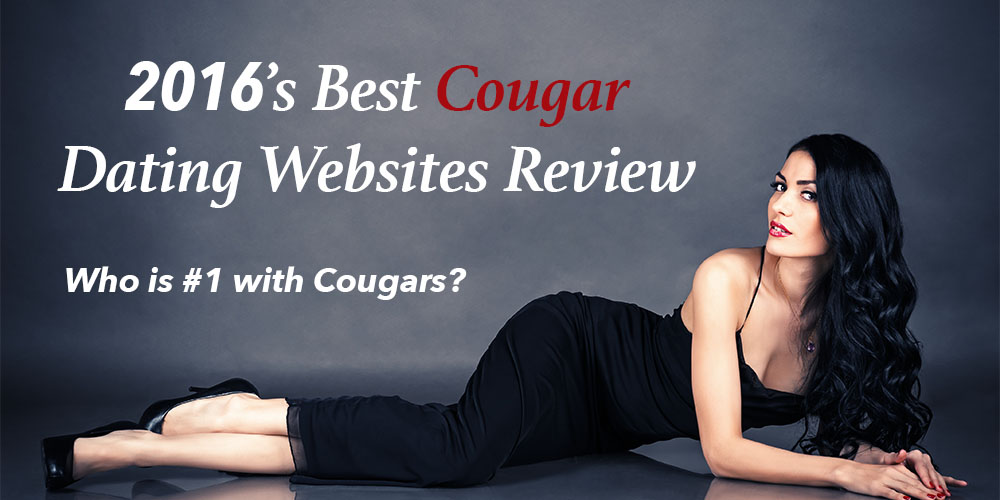 best cougar dating sites 2016