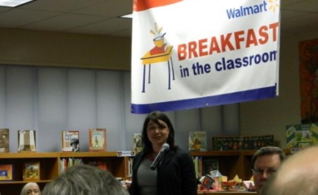 14 Hours In Little Rock Breakfast In The Classroom Media