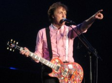 Paul McCartney Source: wikipedia