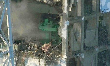 Closer look of Fukushima Reactor (Courtesy: mirror.co.uk)