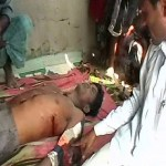 Forbesganj police firing victim: Mukhtar Ansari (Courtesy: TCN)