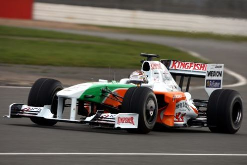 Sahara Buys Stakes in Formula One Team Force India