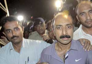 Sanjeev Bhatt's Bail Plea Deferred Again; Set to Spend Atleast Two More Nights in Jail