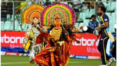 Indian culture is now being showcased during the games