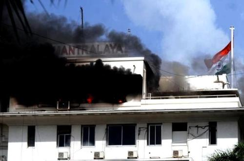 "Conspiracy Theory: Did RTI Applications' ""Heat"" Cause the Blaze in Maharashtra's Mantralaya?"