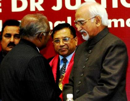 Did Hamid Ansari Scuttle the Chance of KG Balakrishnan for the Top Post?