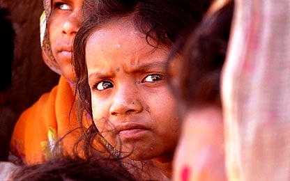 Children in India neither Healthy nor Happy
