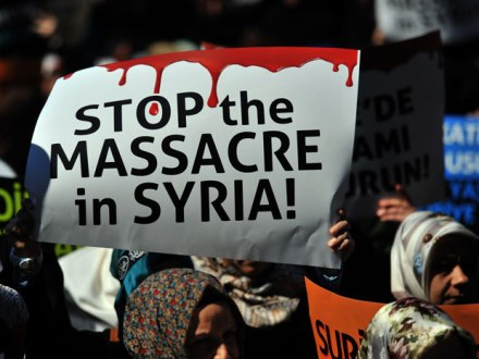 Neo-Interventionism in Syria and Casting Blind Eyes