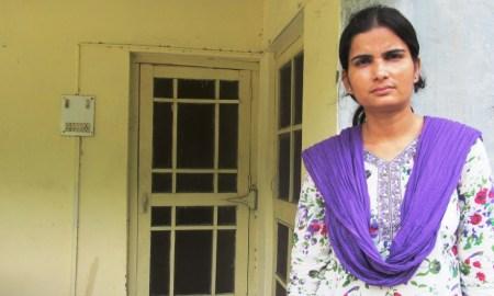 Praveen Azad (Wife of Ziyaul Haque)