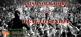 Raise Your Voice for Healthy India