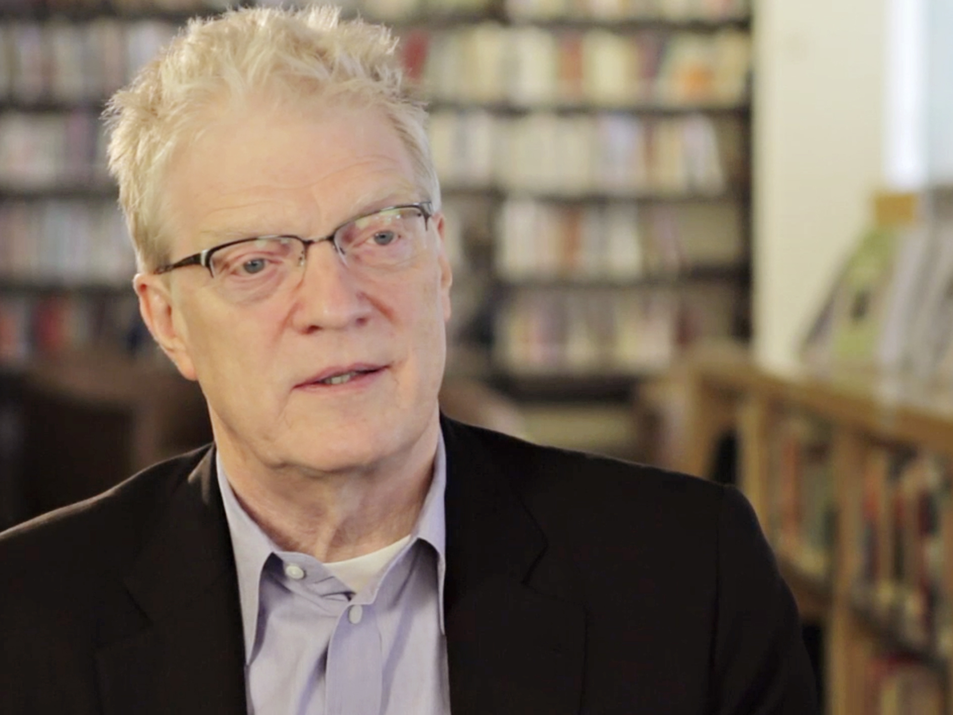 Sir Ken Robinson Libros Beyond Measure Filmthought Leaders Beyond Measure Film