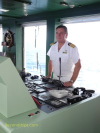 Queen Mary 2  Captain Paul Wright Interview  QM2 Profile ...