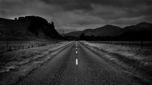 dark and lonely road by Keith McGaughran from mcgoffsdotnet